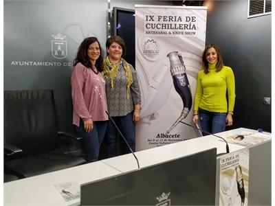 La IX edición de la Feria Internacional de Cuchillería y Knife Show de Albacete llega este fin de semana al Centro Cultural la Asunción