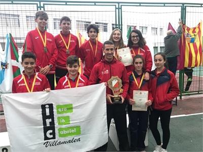 Representantes de la orientación deportiva escolar de la provincia se clasifican para la competición mundial