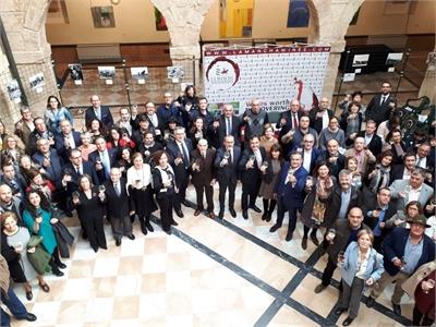 Villarrobledo, escenario de los Premios 'Vino y Cultura' que la DO La Mancha entrega con el apoyo de la Diputación de Albacete