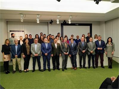 Ramón García apuesta por una provincia con un tejido empresarial con valor añadido que nos haga diferenciarnos del resto