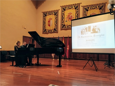 El Real Conservatorio Profesional de Música y Danza de Albacete ofrece este jueves, 29 de noviembre, su concierto por Santa Cecilia