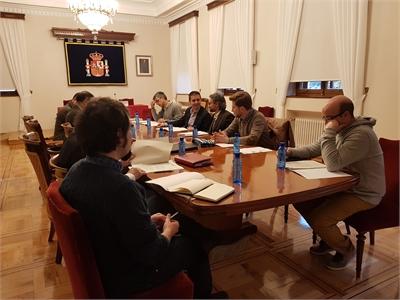 El Estado subvencionará doce proyectos de la Diputación para reparar daños que las inclemencias meteorológicas ocasionaron en 2016 y 2017