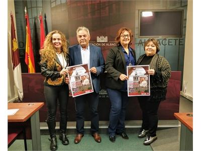 Abierta la inscripción a la IX edición del Certamen Internacional de Poesía Yolanda Sáenz de Tejada de El Bonillo