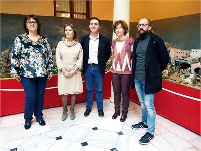 36 recreaciones artísticas distribuidas en 19 municipios componen la VII Ruta de Belenes de Albacete y Provincia