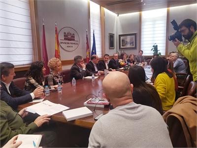 La Diputación cierra 2018 como la segunda Administración del país que más apoyo de Europa logra para fomentar el empleo juvenil en el entorno rural