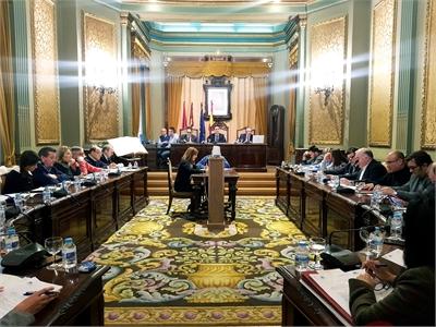 El Pleno de Diputación da el visto bueno final a la Oferta Pública de Empleo más ambiciosa de los últimos años, con unas 200 plazas