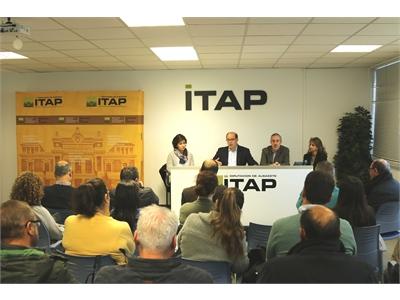 Agustín Moreno pone en valor que la gestión realizada en el ITAP ha permitido revertir la deuda que el Instituto venía acarreando