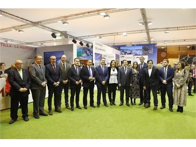 Cabañero agradece la colaboración entre el Gobierno regional y provincial en la búsqueda de nuevas oportunidades para el Turismo