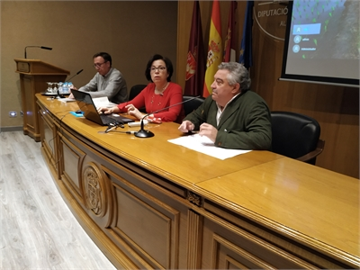 La Diputación crea una Unidad de Protección de Datos con la que ayudar a los ayuntamientos a implantar su registro local en esta materia