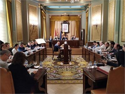 La Diputación paga a sus proveedores en 27,93 días mejorando los plazos máximos estipulados por la Ley