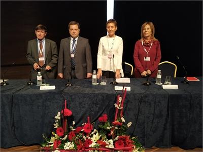 García aboga por crear un protocolo de coordinación entre profesionales que facilite el abordaje de la comunicación con el paciente hospitalario