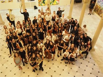 La Orquesta Sinfónica del Conservatorio de Música y Danza rendirá homenaje a grandes compositores de la Historia con un concierto especial