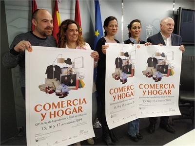 """Raquel Ruiz apunta que Comercia es una de las ferias """"más esperadas por el conjunto de la ciudadanía"""""""