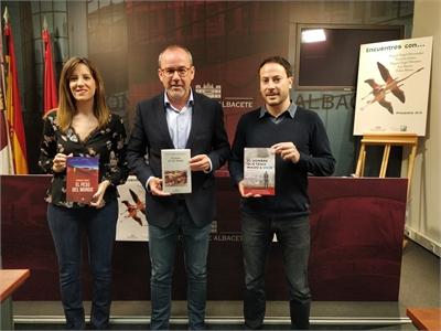El programa provincial de fomento de la lectura 'Encuentros con…' llegará esta primavera a 42 municipios de Albacete