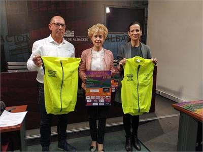 Mª Victoria Leal subraya la importancia de las pruebas deportivas como dinamizador turístico de la provincia