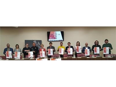 María Victoria Leal subraya el fomento que el III Duatlon Cross Ciudad de Albacete hace del deporte en edad escolar