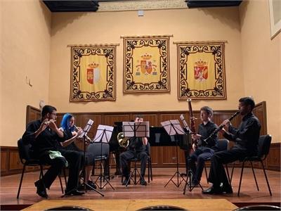 El I Ciclo de Música de Cámara del Real Conservatorio Profesional de Música y Danza de Albacete llega, en mayo, a la Casa de la Cultura José Saramago