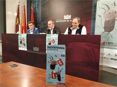 Más de 600 usuarios participarán en el XVII Encuentro Provincial de Clubes de Lectura promovido por Diputación