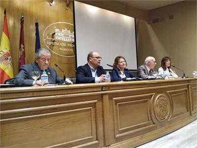 Agustín Moreno valora el carácter solidario de los socios de la UDP durante la Asamblea General Ordinaria de la asociación