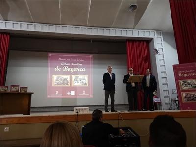 El IEA recoge la Historia de Bogarra a través de un libro de fotografías editado de la mano de la Diputación provincial de Albacete