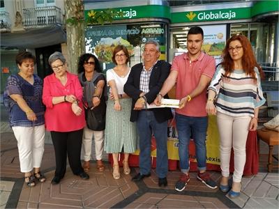 La Diputación da un paso Adelante contra la ELA comprometiendo su apoyo a la asociación que trabaja para mejorar la calidad de vida de los afectados