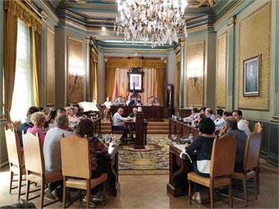 La IX Corporación Provincial cierra su mandato con un Pleno protagonizado por los discursos de agradecimiento y los buenos deseos de futuro