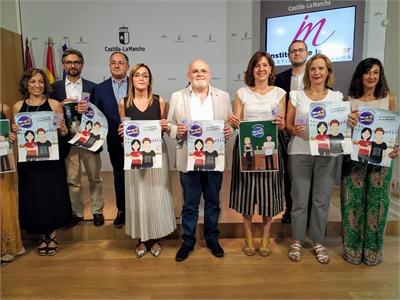 """Pedro Antonio González apuesta por el empoderamiento de la mujer y recuerda que la falta de consentimiento expreso significa """"no"""""""