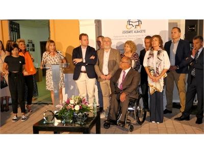 """Amparo Torres agradece la mirada del tejido asociativo de Albacete """"donde otros no ven"""" y asegura que eso llena de alma y hace única a la Feria"""