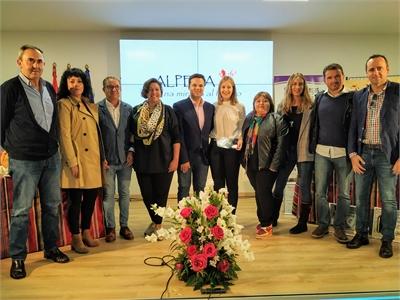 Alpera se presenta en el stand de la Diputación dentro del espacio 'Conoce nuestros pueblos'