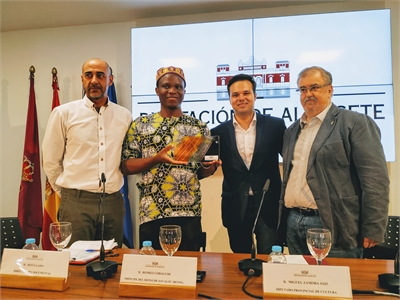 La ciudad africana de Benin mostrará sus encantos culturales en la provincia durante el verano de 2020