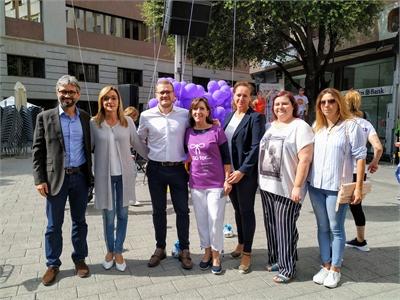 Pedro Antonio González valora la importancia de acercar la información sanitaria a la ciudadanía a través de actividades lúdico-educativas