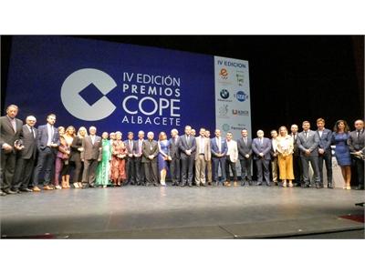 """Cabañero califica de """"gran orgullo para la provincia"""" a quienes han logrado los Premios COPE Albacete 2019, con Nerpio como gran protagonista"""