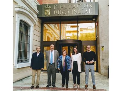 Expertos regionales en Pediatría se reúnen en la Diputación Provincial de Albacete con motivo de las XIII Jornadas Científicas de la ApapCLM