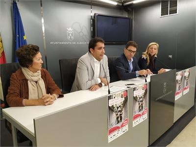El I Torneo Nacional de Conjuntos de Gimnasia Rítmica llega a Albacete de la mano de la Diputación y para poner en valor el trabajo del Club Palas