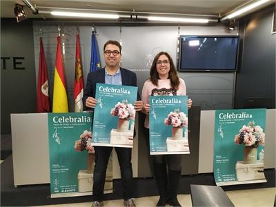 Celebralia contará en su decimoprimera edición con 71 expositores, 56 de ellos procedentes de Albacete y  provincia