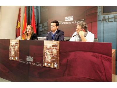 Miguel Zamora recuerda la importancia que la Diputación otorga a la promoción del folclore y la etnografía de la provincia