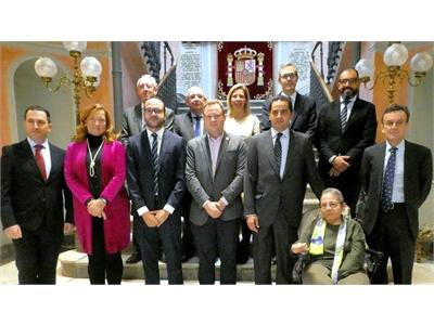La Diputación colaborará con el Colegio de la Abogacía de Albacete para la puesta en marcha de un turno de oficio especializado en Discapacidad