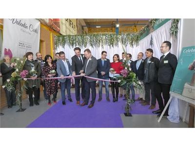 Cabañero se felicita de que las empresas de nuestros municipios puedan beneficiarse del atractivo ferial de Albacete capital y mostrarse en la IFAB