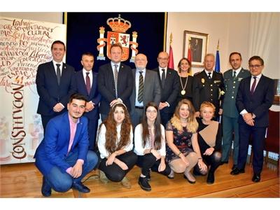 Cabañero refrenda el papel referente de las Diputaciones, amparado en el artículo 141 de la Constitución Española