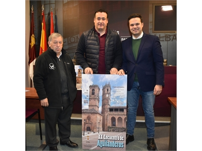 La XX edición del Encuentro Provincial de Aguilanderos llegará este fin de semana a las localidades de Alcaraz y El Jardín