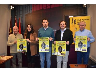 La Felipa acoge por sexto año consecutivo el Campeonato Provincial de Ajedrez en las categorías individuales: absoluto, femenino y veteranos