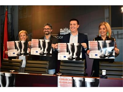 La Diputación desarrolla 'Comarcas en Igualdad' para abordar la conciliación y la corresponsabilidad entre hombres y mujeres en el medio rural