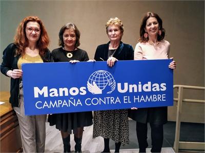Juani García subraya que la Diputación cumple con el compromiso de Cooperación al Desarrollo adquirido