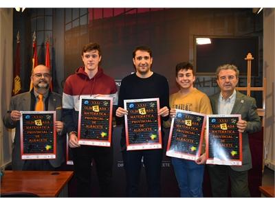 Arranca la XXXI edición de la Olimpiada Matemática, cita lúdico formativa que suma la participación de los centros educativos de la provincia