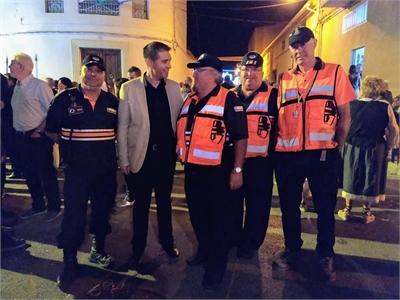 La Diputación de Albacete duplica su respaldo a los Voluntarios de Protección Civil de la provincia