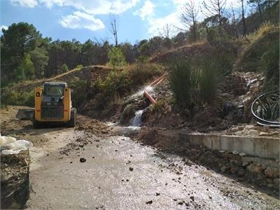 La Diputación de Albacete ha presentado 6 proyectos a la Convocatoria de subvenciones prevista por el Gobierno Central para daños causados por la DANA