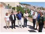Francisco Núñez anuncia en Paterna del Madera el inicio de las obras para llevar el agua potable a la pedanía de Casa Rosa