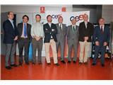 El vicepresidente Constantino Berruga inaugura la I Jornada de Competitividad Empresarial, organizada por el CEEI