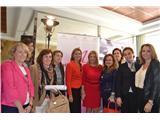 La diputada Maribel Serrano participa en los actos institucionales con motivo del Día Internacional de la Mujer Rural