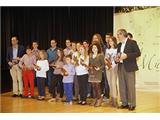 La I Gala de las Escuelas Municipales de Música, organizada por la Diputación, resultó todo un éxito